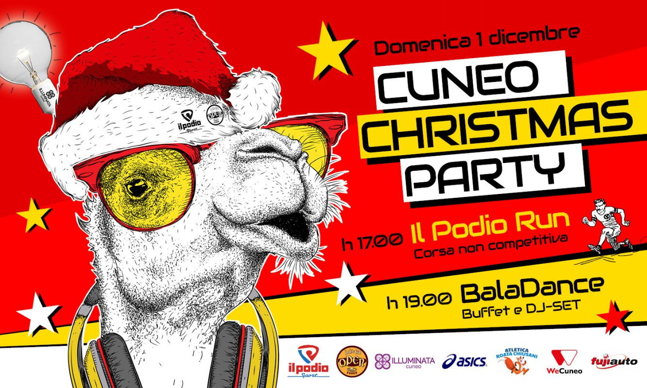 Cuneo Christmas Party 2019
