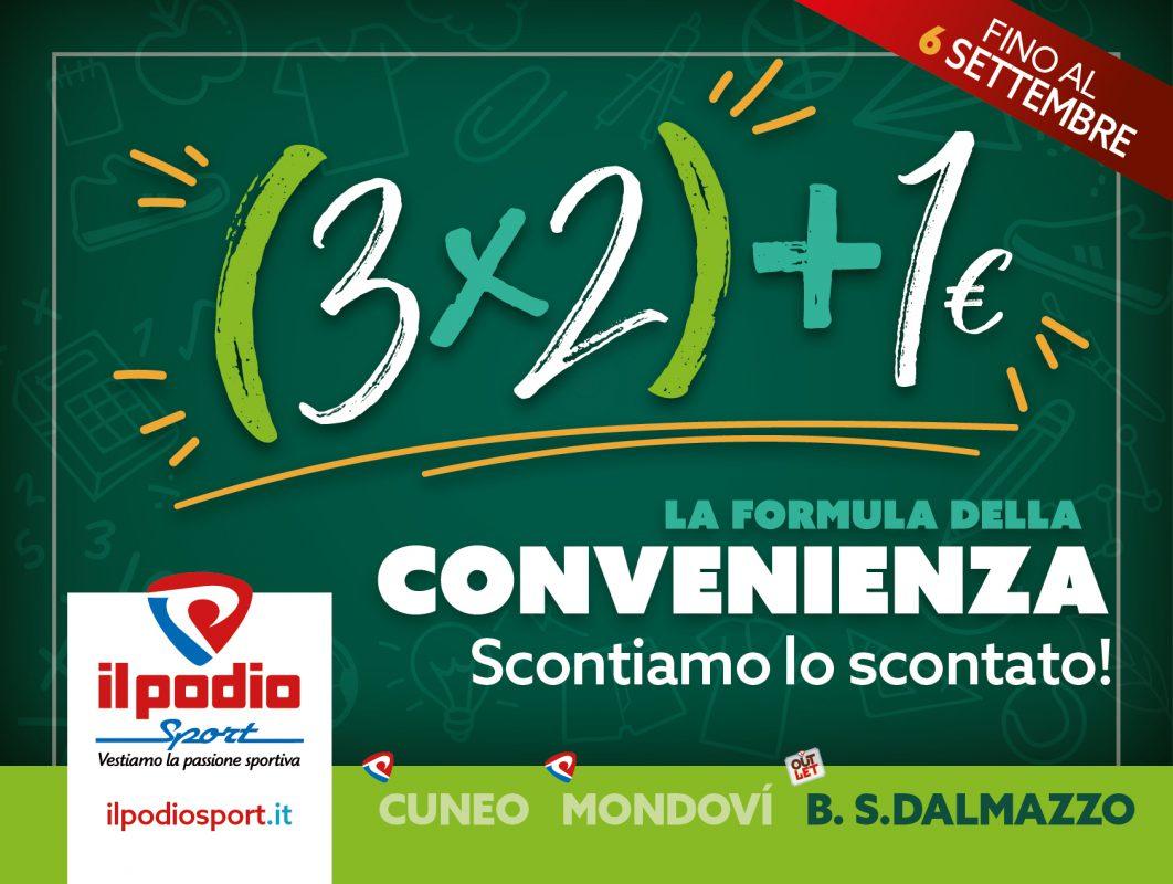 PROMO 3×2+1€