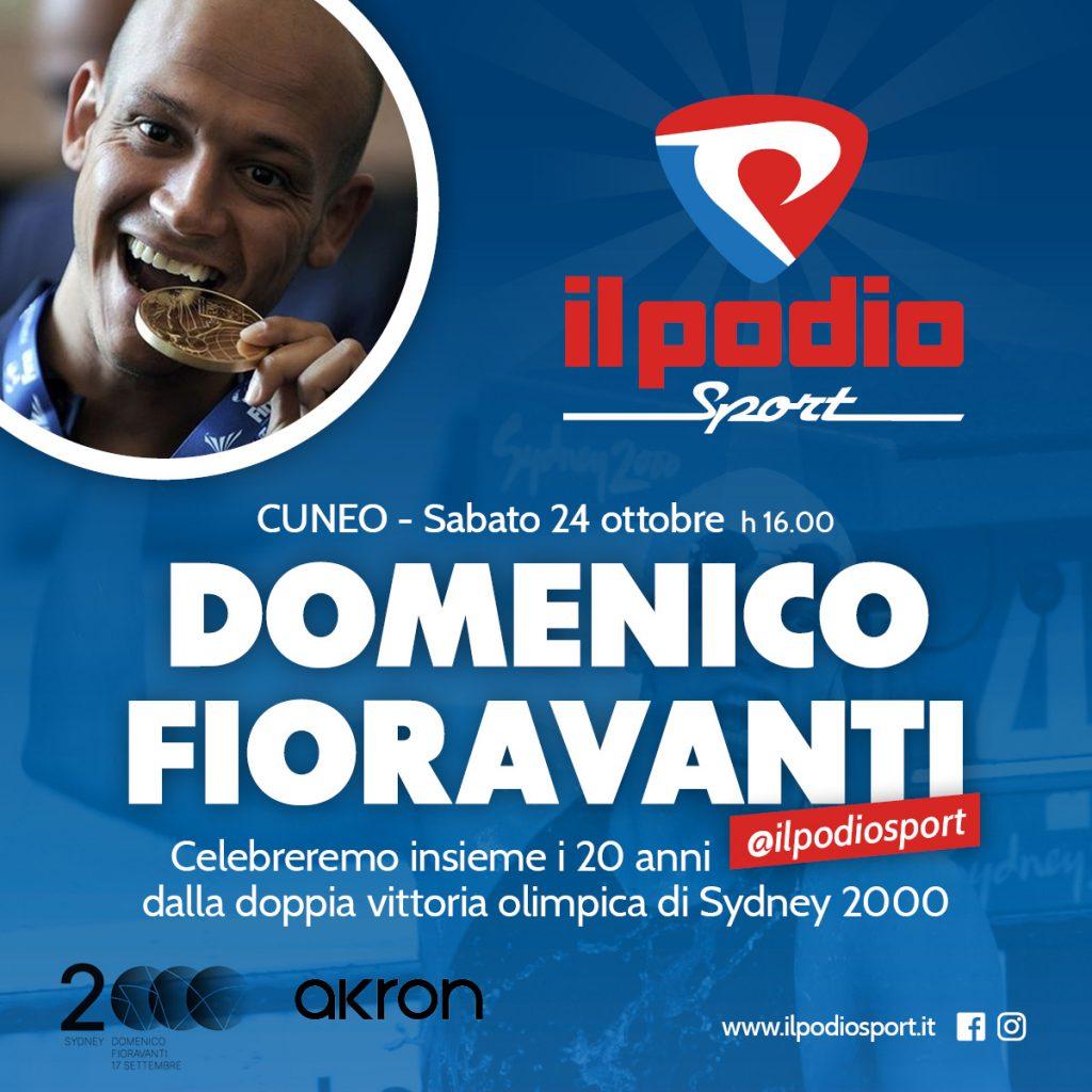 Domenico Fioravanti a Cuneo – Sabato 24 ottobre 2020