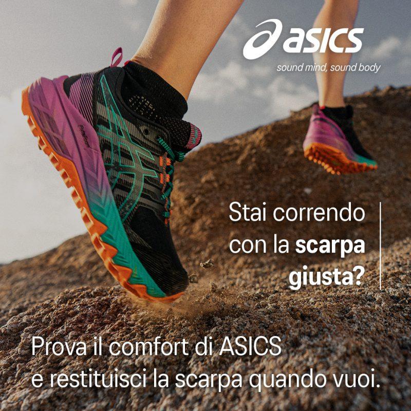 Test prodotto ASICS… Stai correndo con la scarpa giusta?