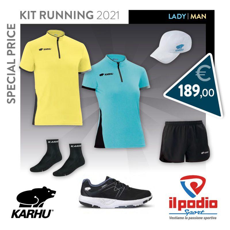 Kit Running Karhu 2021 – Special Price