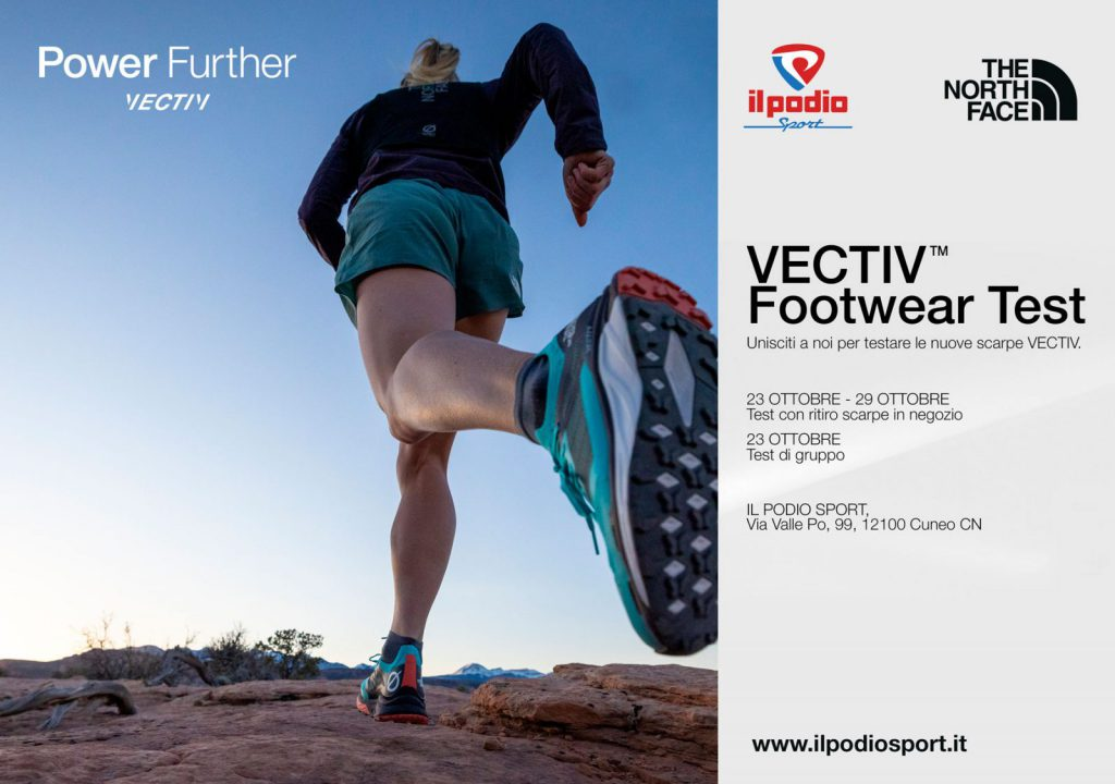 The North Face VECTIV Footwear Test